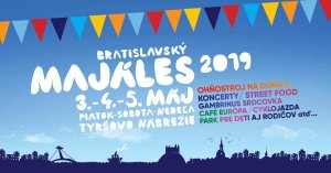 Bratislavský majáles 2019