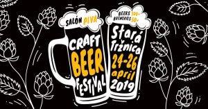 Salón Piva Bratislava - APRÍL 2019 @ Stará Tržnica