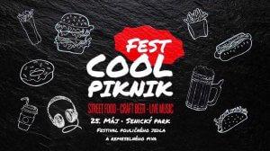 FEST Cool Piknik - Street Food Festival v Senickom parku