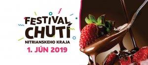 Festival chutí Nitrianskeho kraja 2019