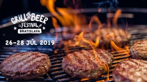 Grill & Beer Festival Bratislava 2019