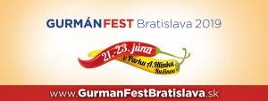 Gurmán Fest Bratislava 2019 @ Park Andreja Hlinku