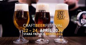 Salón Piva Bratislava - APRÍL 2020 @ Stará tržnica