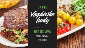 Jarné Vegánske hody Bratislava 2020 - ZRUŠENÉ! @ Stará tržnica