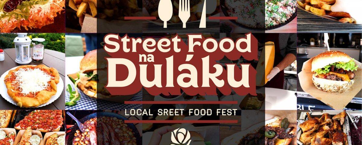 Street food na Duláku