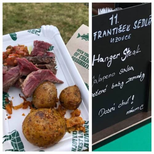 Hunger steak od Františka Sedláka