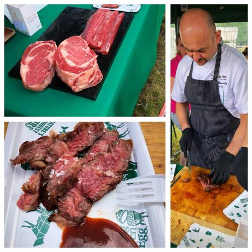 Rib eye steak od Ľubomíra Loveckého